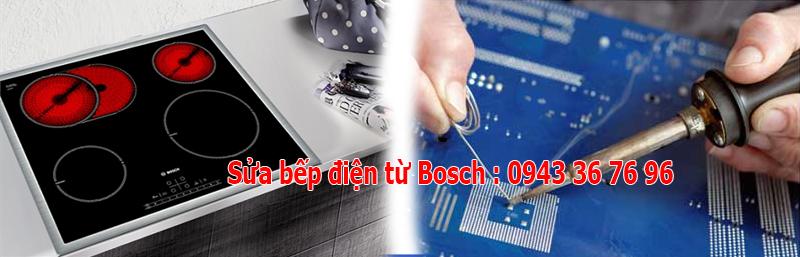 sửa bếp điện từ Bosch