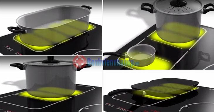cách sửa bếp từ không nóng