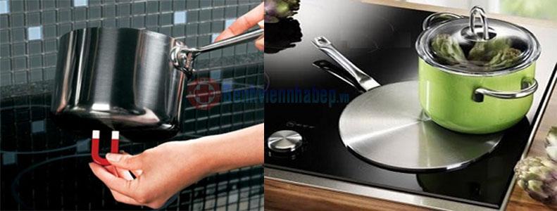 Hướng dẫn cách sửa bếp từ