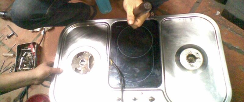 sửa bếp ga Fagor